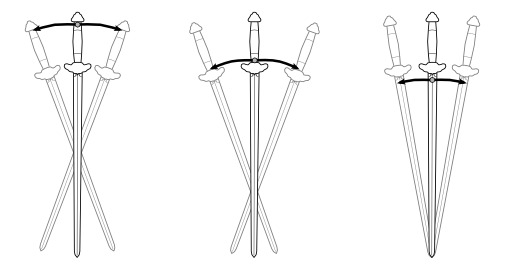 Fig. 3 - Points pivots